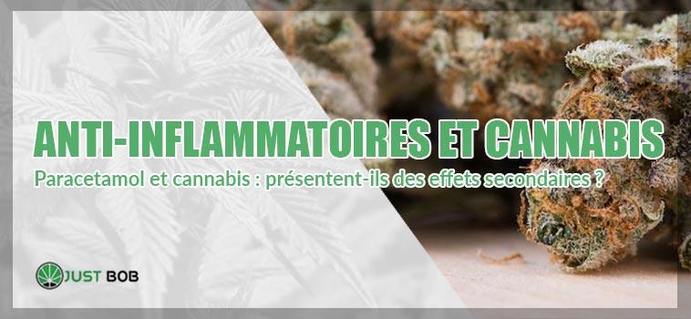 Anti-inflammatoires et Cannabis