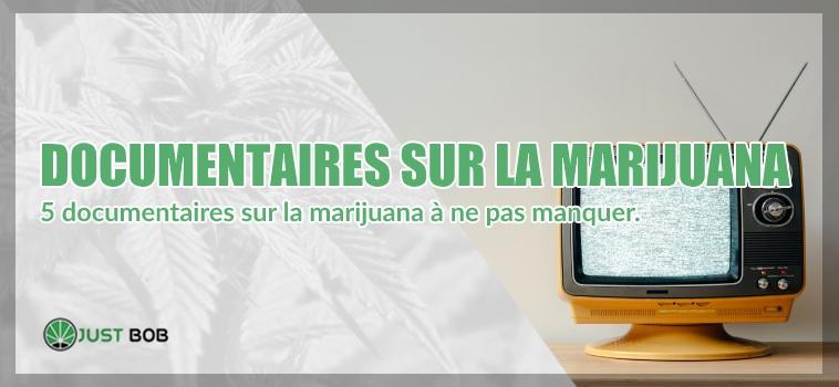 Documentaires sur la marijuana